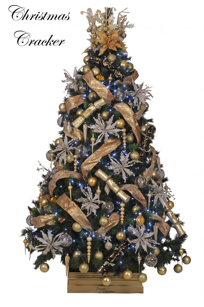 5 christmas cracker l designer christmas christmas tree hire perth - Designer Christmas Tree