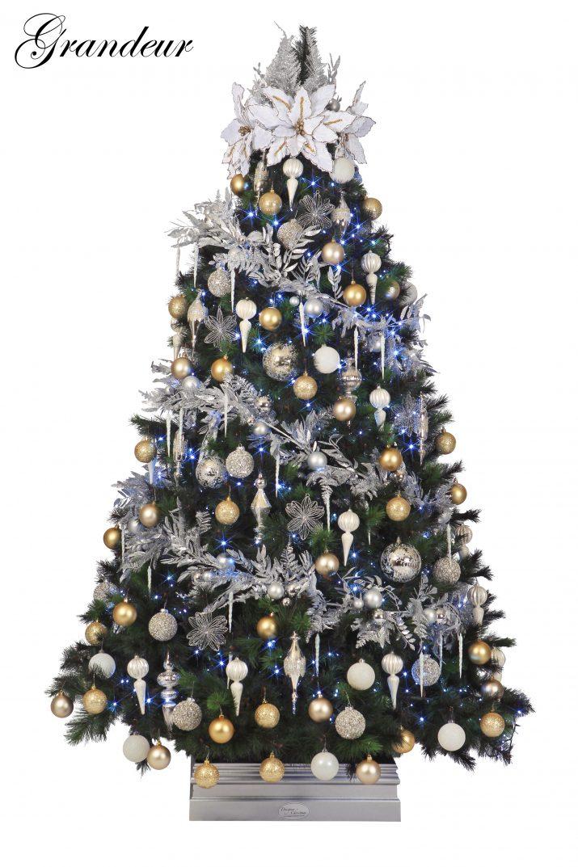 8 Grandeur L Designer Christmas Christmas Tree Hire Perth