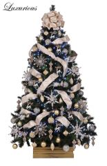 Luxurious R Designer Christmas Christmas Tree Hire Perth.jpg